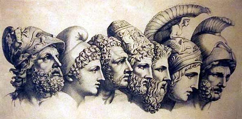 Grandes temas de la mitología