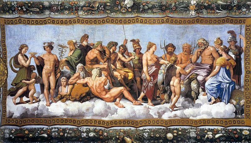 Introducción a la mitología